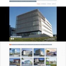 Le site Jammet Architecte